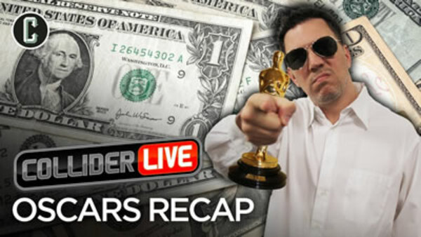 Collider Live - S2019E27 - Oscars Recap - Did Kristian Win Money? (#79)