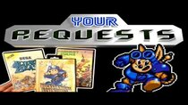 James & Mike Mondays - Episode 8 - Your Requests! Rocket Knight, Altered Beast, Earnest Evans