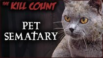 Dead Meat´s Kill Count - Episode 9 - Pet Sematary (1989) KILL COUNT