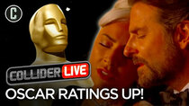 Collider Live - Episode 28 - The Oscars Ratings Up! Will They Fire More Hosts? (#80)