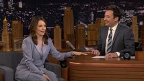 The Tonight Show Starring Jimmy Fallon - Episode 94 - Tina Fey, Ben Stiller, Robert Irwin, Robert De Niro, Florida...