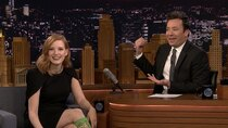 The Tonight Show Starring Jimmy Fallon - Episode 96 - Jessica Chastain, Patton Oswalt, Katy Tur, Gary Clark Jr.