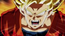 Super Dragon Ball Heroes - Episode 2 - Goku Goes Berserk! The Evil Saiyan's Rampage!