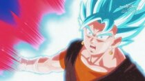 Super Dragon Ball Heroes - Episode 3 - The Mightiest Radiance! Vegito Blue Kaio-Ken Explodes!
