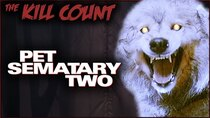 Dead Meat´s Kill Count - Episode 10 - Pet Sematary Two (1992) KILL COUNT