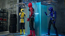 Power Rangers - Episode 1 - Beasts Unleashed