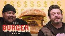 The Burger Show - Episode 1 - The Ultimate Expensive Burger Tasting with Adam Richman