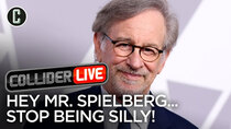 Collider Live - Episode 33 - Spielberg Has Beef With Netflix Getting Oscars and That's Silly...