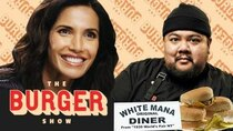 The Burger Show - Episode 5 - The Cult of the Jersey Diner Burger with Padma Lakshmi