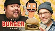 The Burger Show - Episode 6 - Bob's Burgers Taste-Test with H. Jon Benjamin