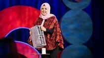 TED Talks - Episode 58 - Majd Mashharawi: How I'm making bricks out of ashes and rubble...