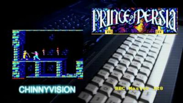 ChinnyVision - S01E247 - Prince Of Persia- New Game For The BBC Master