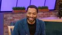Rachael Ray - Episode 104 - Academy Award Nominee Chiwetel Ejiofor