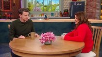 Rachael Ray - Episode 105 - Scott Foley Talks Hot New Show