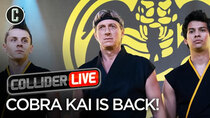 Collider Live - Episode 36 - Cobra Kai Season 2 Trailer Review  (#87)