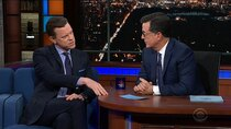 The Late Show with Stephen Colbert - Episode 109 - Willie Geist, Phoebe Waller-Bridge, Dwayne Perkins