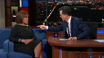 The Late Show with Stephen Colbert - Episode 110 - Gayle King, Pamela Adlon, Mumford & Sons