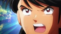 Captain Tsubasa - Episode 49 - Incandescent Fighters, the Fierce Tiger and Tsubasa