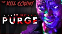 Dead Meat´s Kill Count - Episode 11 - The First Purge (2018) KILL COUNT