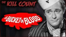 Dead Meat´s Kill Count - Episode 12 - A Bucket of Blood (1959) KILL COUNT