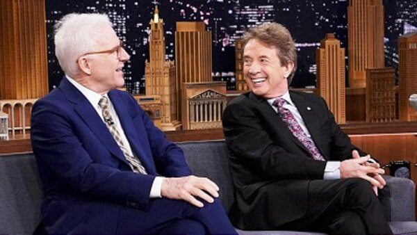 The Tonight Show Starring Jimmy Fallon - S06E86 - Steve Martin & Martin Short, Tim Tebow, Avril Lavigne