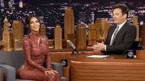 The Tonight Show Starring Jimmy Fallon - Episode 88 - Terri, Bindi, and Robert Irwin, w/repeats of Kim Kardashian West...