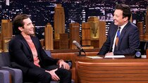 The Tonight Show Starring Jimmy Fallon - Episode 90 - Jake Gyllenhaal, Jennifer Carpenter, Walk the Moon