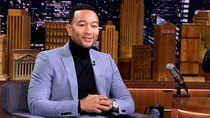 The Tonight Show Starring Jimmy Fallon - Episode 93 - John Legend, Hasan Minhaj, John Legend with The Roots