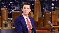 The Tonight Show Starring Jimmy Fallon - Episode 97 - John Mulaney, Kevin Nealon, 2 Chainz ft. Marsha Ambrosius