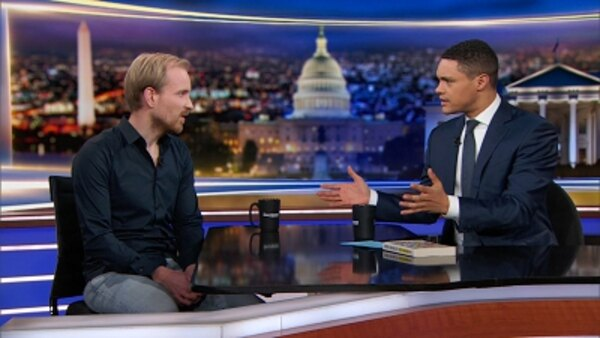 The Daily Show - S24E71 - Rutger Bregman