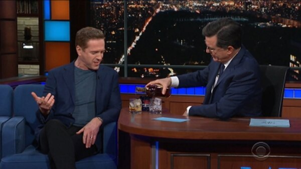 The Late Show with Stephen Colbert - S04E112 - Damian Lewis, Tulsi Gabbard, Ellie Goulding