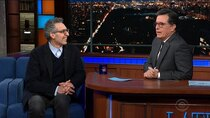 The Late Show with Stephen Colbert - Episode 113 - John Turturro, Andrew Rannells, Robyn