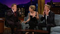 The Late Late Show with James Corden - Episode 88 - Gordon Ramsay, Piper Perabo, Elle King