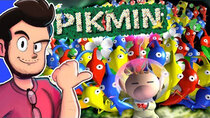 AntDude - Episode 6 - Pikmin | Interplanetary Plants