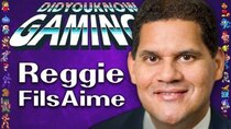 Did You Know Gaming? - Episode 303 - Reggie Fils-Aime: From Pizza Hut to the Nintendo Switch