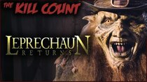 Dead Meat´s Kill Count - Episode 14 - Leprechaun Returns (2018) KILL COUNT