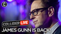 Collider Live - Episode 43 - James Gunn Back for Guardians 3; What Does it Mean for Suicide...
