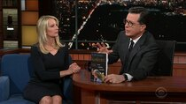 The Late Show with Stephen Colbert - Episode 117 - Lupita Nyong'o, Vicky Ward, Spike Jonze, Karen O, Danger Mouse
