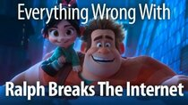 CinemaSins - Episode 23 - Everything Wrong With Ralph Breaks the Internet