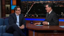 The Late Show with Stephen Colbert - Episode 118 - Chris Hayes, Nico Parker