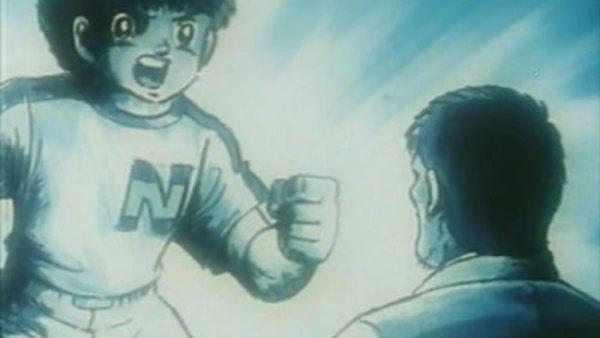 Captain Tsubasa - Ep. 112 - Tsubasa is hurt