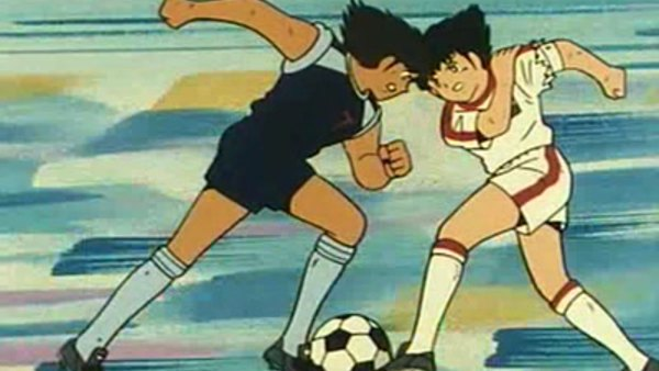 Captain Tsubasa - Ep. 116 - On knife's edge