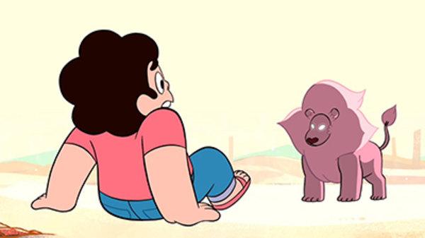 Image result for steven's lion episode