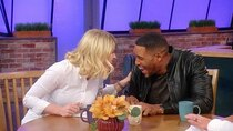 Rachael Ray - Episode 114 - Michael Strahan and Sara Haines