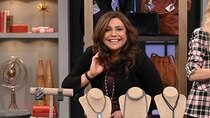 Rachael Ray - Episode 116 - Rach's Gorgeous New Handbag Line