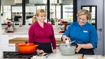 America's Test Kitchen - Episode 10 - Cooking at Home with Bridget and Julia