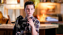 Young Sheldon - Episode 11 - A Race of Superhumans and a Letter to Alf
