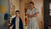 Young Sheldon - Episode 12 - A Tummy Ache and a Whale of a Metaphor