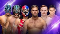 WWE 205 Live - Episode 122 - March 26, 2019