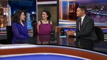 The Daily Show - Episode 79 - Abbi Jacobson & Ilana Glazer